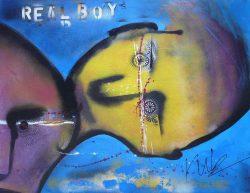 Modern schilderij: RealBoy's