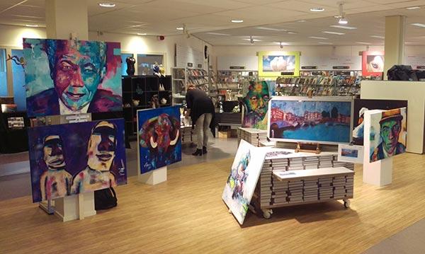 Expositie Kunst om Dalfsen